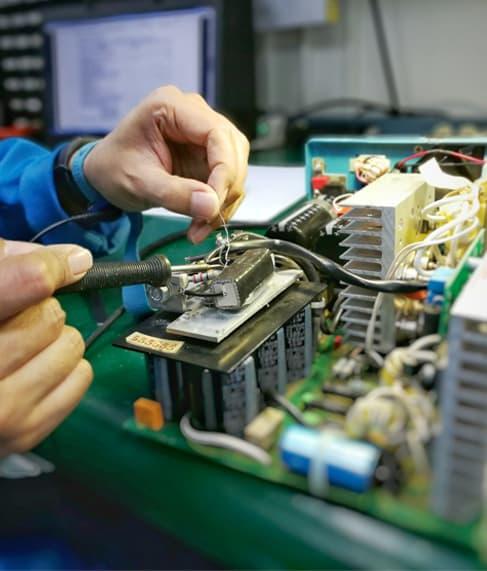SEIA électronique - réparation électronique industrielle en atelier